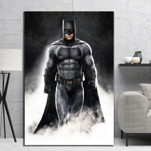 Tableau Batman<br>Pop Art - Batman-Shop
