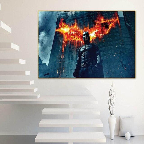 Tableau Batman<br>Dark Knight - Batman-Shop
