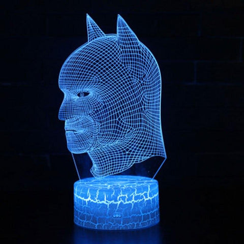 Lampe Batman<br>3D - Batman-Shop