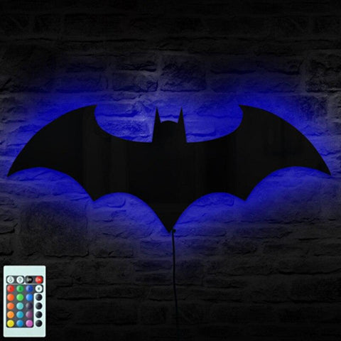 Lampe Batman<br>Chauve Souris - Batman-Shop