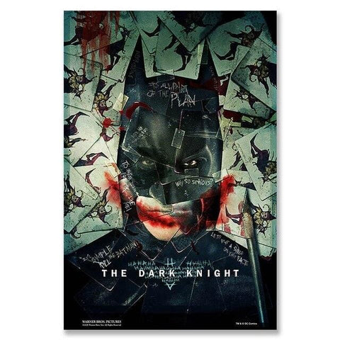 Poster Batman<br>Dark Knight - Batman-Shop