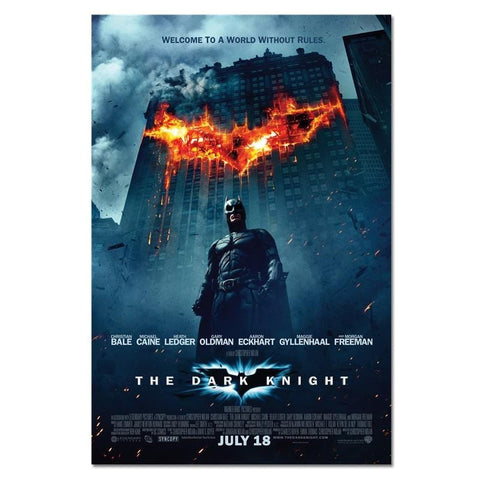 Poster Batman<br>The Dark Knight - Batman-Shop