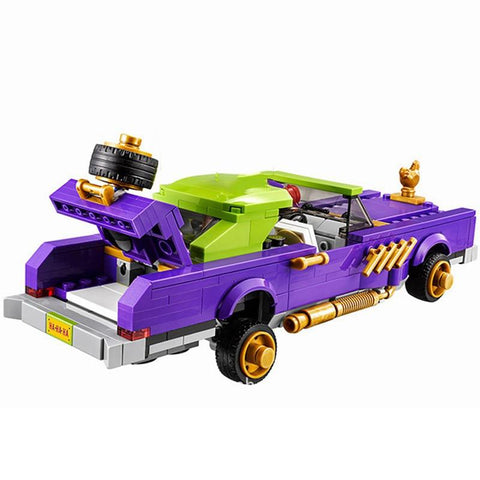 Lego Joker<br>Voiture - Batman-Shop