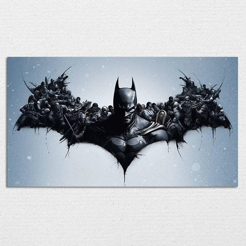 Tableau Batman<br>Gotham - Batman-Shop