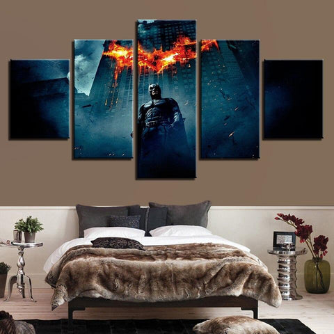 Tableau Batman<br>The Dark Knight - Batman-Shop