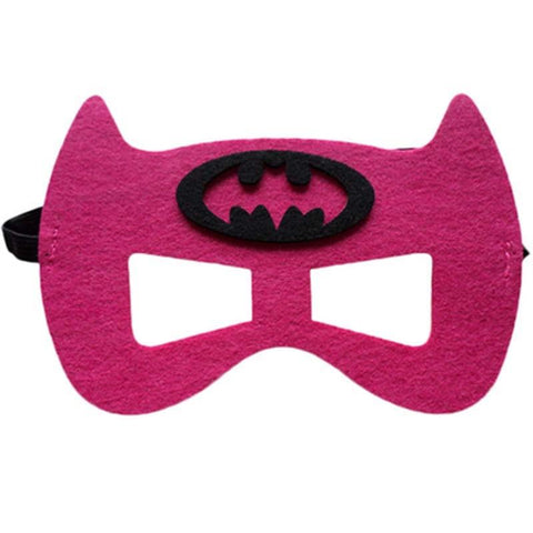 Masque Batman<br>Rose - Batman-Shop