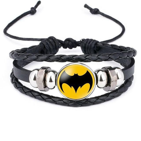 Bracelet Batman<br>Modèle - Batman-Shop