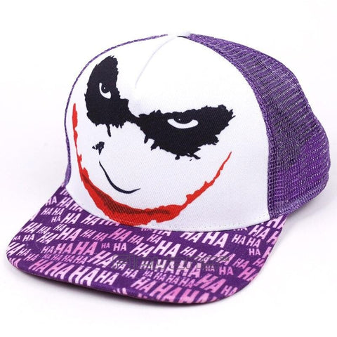 Casquette Joker - Batman-Shop