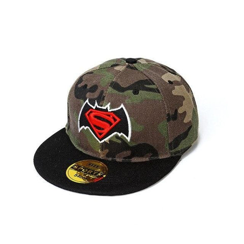 Casquette Batman<br>vs Superman - Batman-Shop
