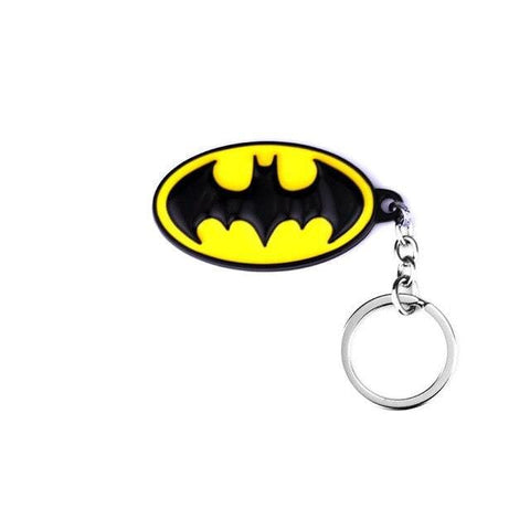 Porte Clef Batman<br>Logo - Batman-Shop