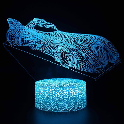 Lampe Batman<br>Batmobile - Batman-Shop