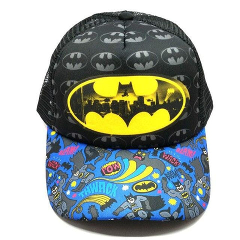 Casquette Batman<br>Manga - Batman-Shop