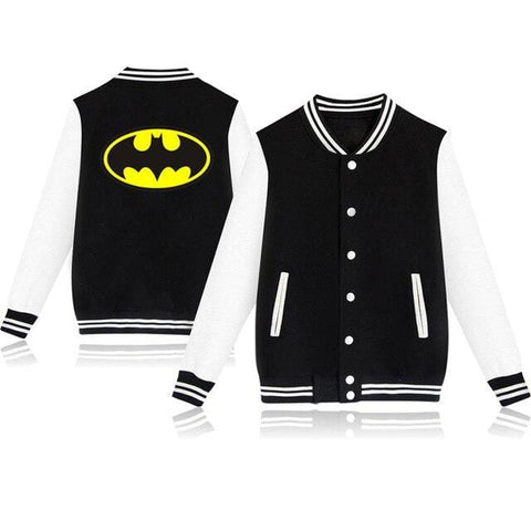 Veste Batman<br>Baseball - Batman-Shop