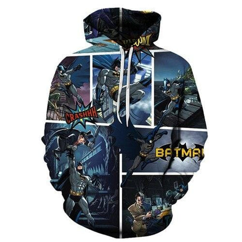 Sweat Batman<br>Saga - Batman-Shop