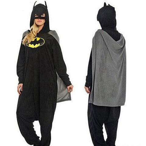 Onesie Batman<br>Noir - Batman-Shop