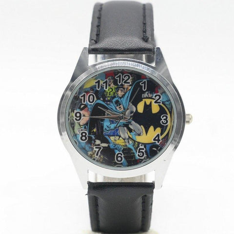 Montre Batman<br>Manga - Batman-Shop