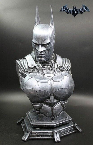 Buste Batman<br>Argent - Batman-Shop