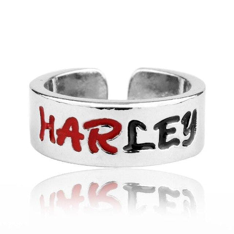 Bague Batman<br>Harley - Batman-Shop