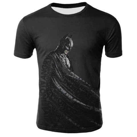 T-Shirt Batman<br>Protecteur - Batman-Shop