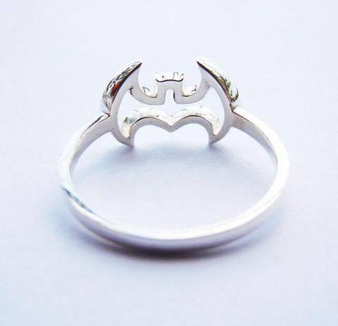 Bague Batman<br>925 Sterling - Batman-Shop