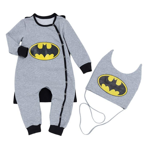 Pyjama Batman<br>Bébé - Batman-Shop