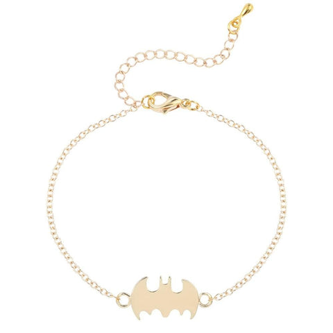 Bracelet Batman<br>Chaîne - Batman-Shop