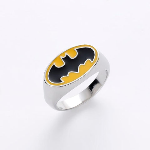 Bague Batman<br>Signe Officiel - Batman-Shop