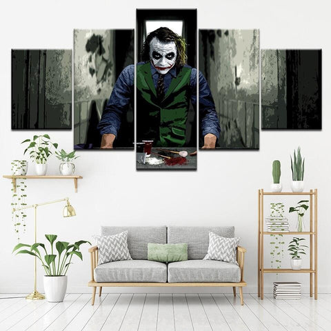 Tableau Batman<br>Joker - Batman-Shop