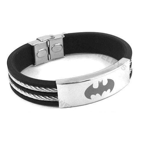 Bracelet Batman<br>Ajustable - Batman-Shop