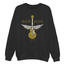 Load image into Gallery viewer, Bon Jovi Wanted Dead or Alive Crewneck