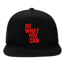 Load image into Gallery viewer, Bon Jovi Do What You Can Black/Red Cap