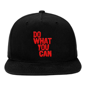 Bon Jovi Do What You Can Black/Red Cap
