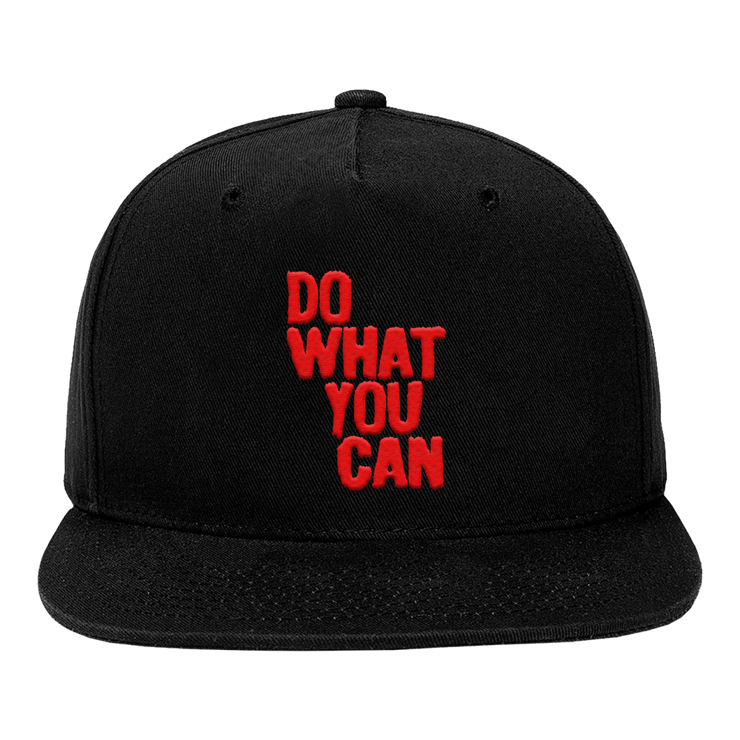 Bon Jovi Do What You Can Black/Red Cap + Digital Album
