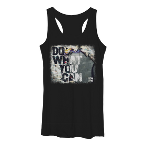 Bon Jovi Do What You Can Women's Racerback Tank + Digital Album