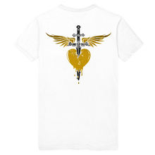 Load image into Gallery viewer, Bon Jovi 2020 White Tee-Bon Jovi