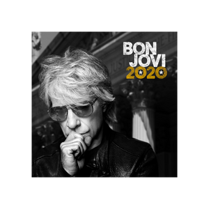 Bon Jovi Do What You Can Portrait Hoodie + Digital Album