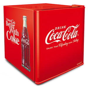 Mini Fridge - Coca Cola