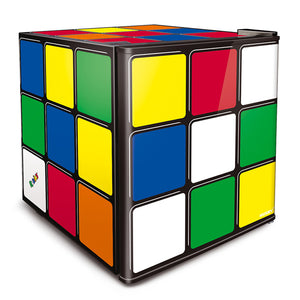 Mini Fridge -  Rubiks Cube