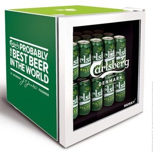 Mini Fridge - Carlsberg