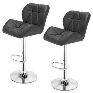 Two piece modern bar stools - Home Happy Hour