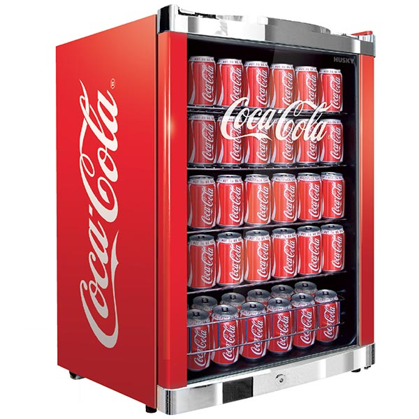 Undercounter Fridge - Coca Cola