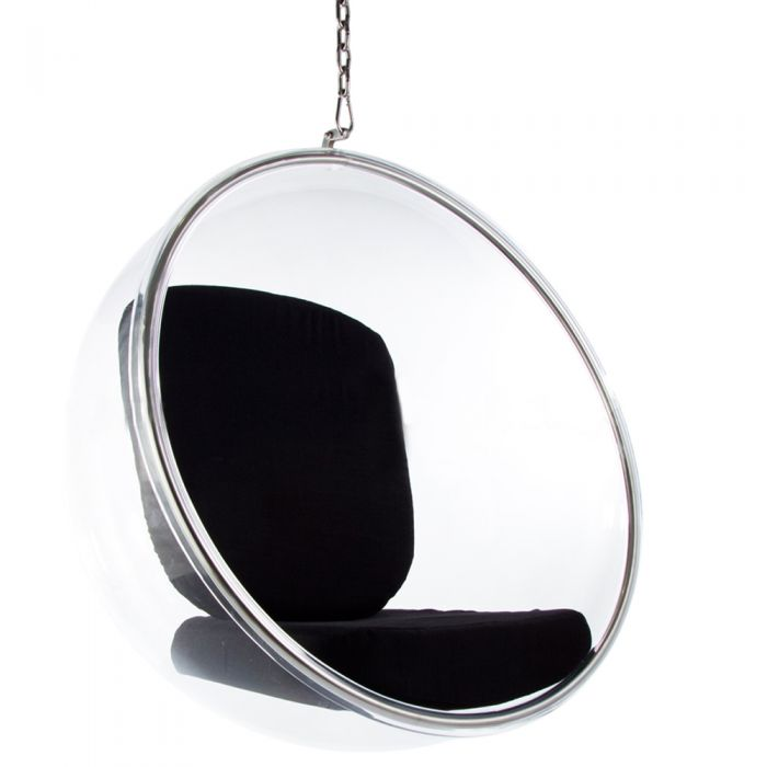 Bubble Chair - Black, Swing Chair