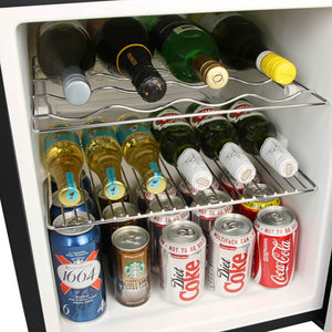 Mini Wine Fridge Black