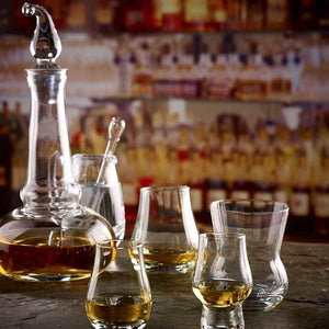 Handmade Whiskey Decanter - 75cl - Home Happy Hour