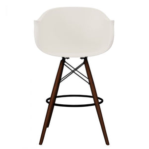 Bar Stool - Walnut
