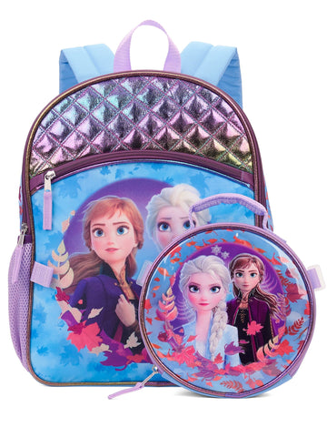 Elsa And Anna Backpack - FLJ CORPORATIONS