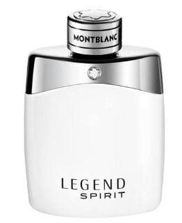 ($92 Value) Montblanc Legend Spirit Eau De Toilette Spray, Cologne For Men, 3.3 Oz - FLJ CORPORATIONS
