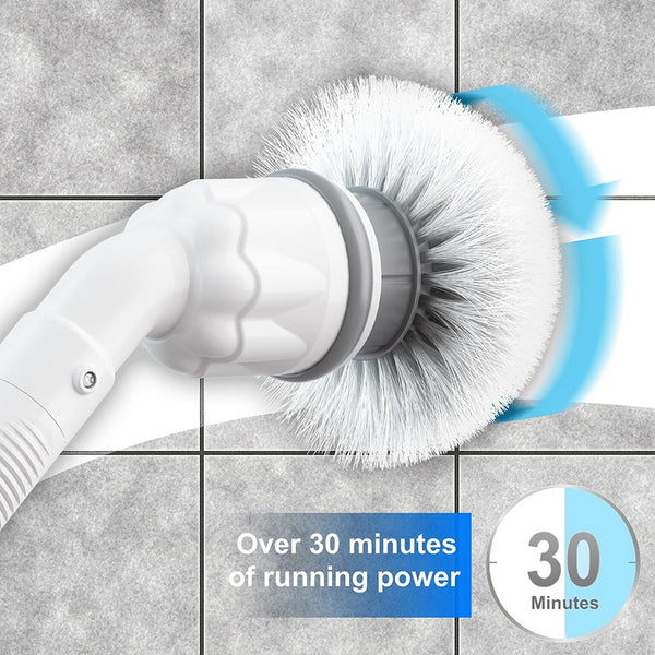 Clorox Scrubtastic Multi-Purpose Surface Scrubber and Cleaner, 1 Pack, White - FLJ CORPORATIONS