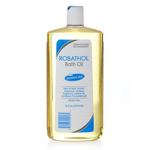 Robathol Bath Oil - 16 Oz - FLJ CORPORATIONS