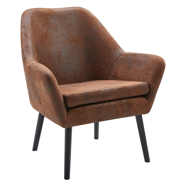Versanora - Divano Armchair - Aged Fabric - FLJ CORPORATIONS